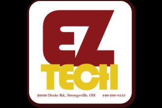 EZ-Tech Logo